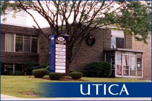 Dan Kirkparick's Utica Office