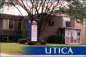 Dan Kirkparick's Utica Office